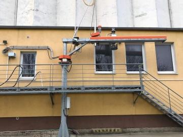 Автоматический пробоотборник зерна VV05