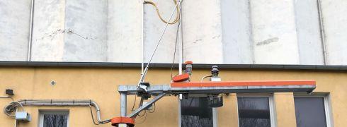 Automatic grain sampler