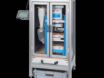 Автоматичний зерноочисний сепаратор