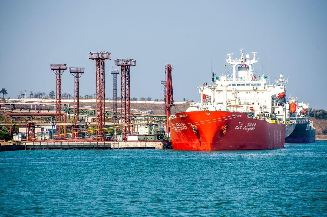 Морские порты черноморского побережья в Одесской области лидируют по грузоперевозкам