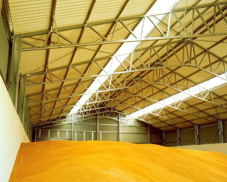 Потери зерна при хранении в Казахстане могут достигнуть уровня в 12%