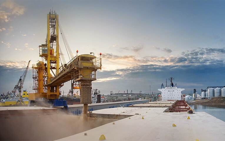 In the Kazakhstan port Aktau the shipment of grain increased by 1.8 times