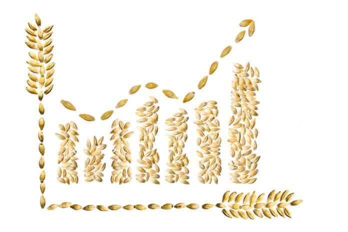 Оборот сельскохозяйственной продукции с Европейским Союзом достиг уровня 2,2 миллиарда долларов