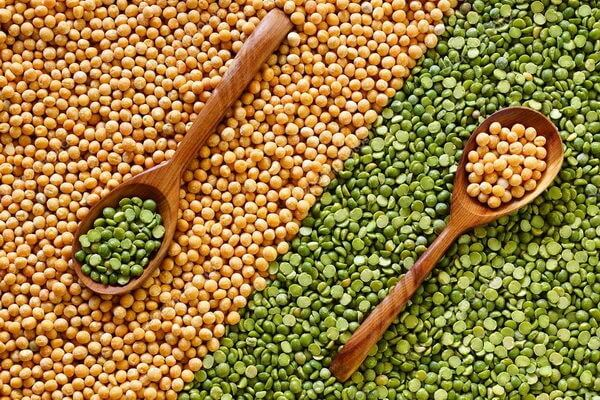 Export supplies of peas from Ukraine decreased by 14%