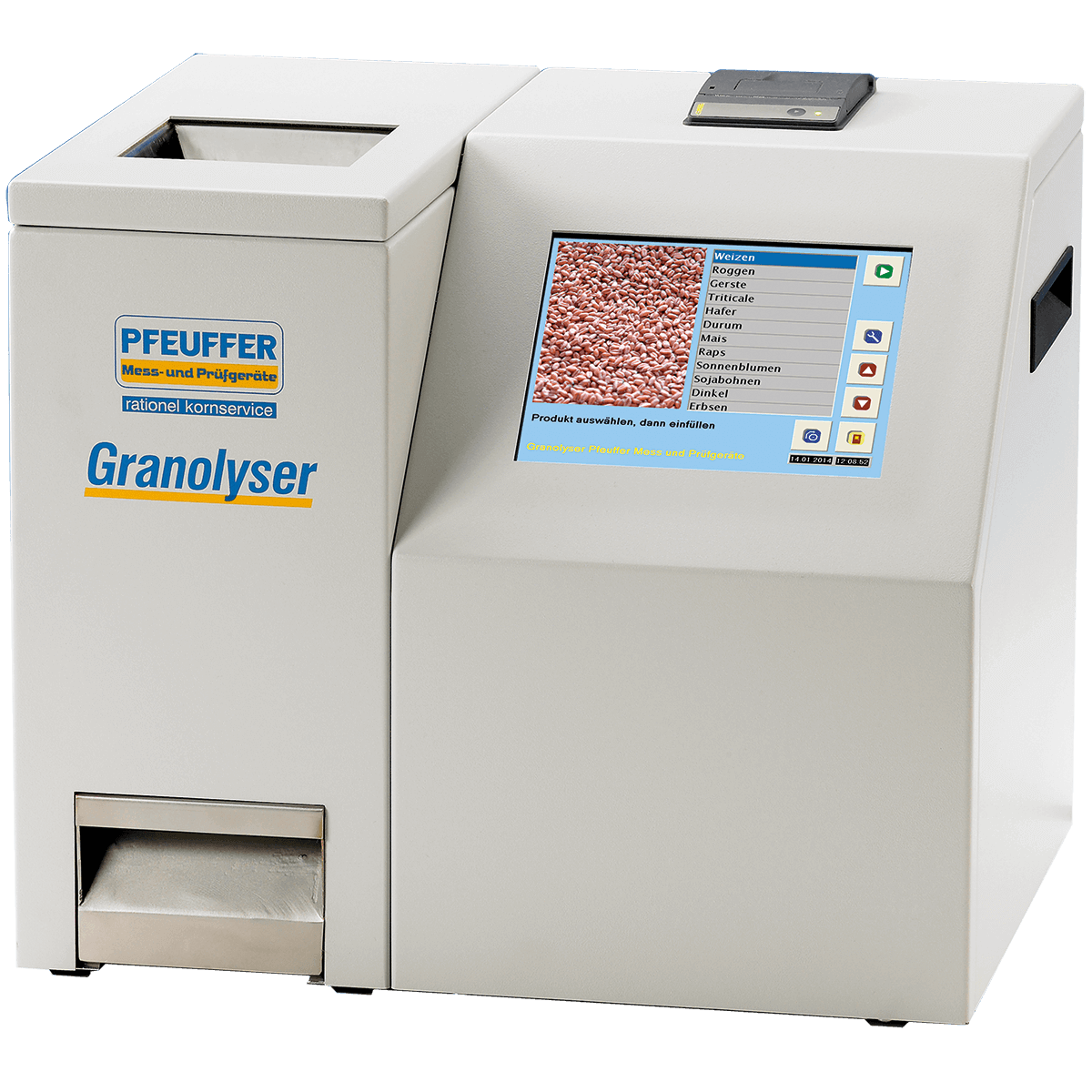 ИК-анализатор зерна Granolyser