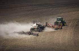 В России почти 70% площадей, отведенных под яровые зерновые культуры уже засеяны